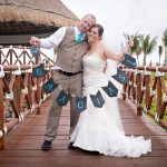 Jennifer & Lee James Hard Rock Hotel Riviera Maya Wedding