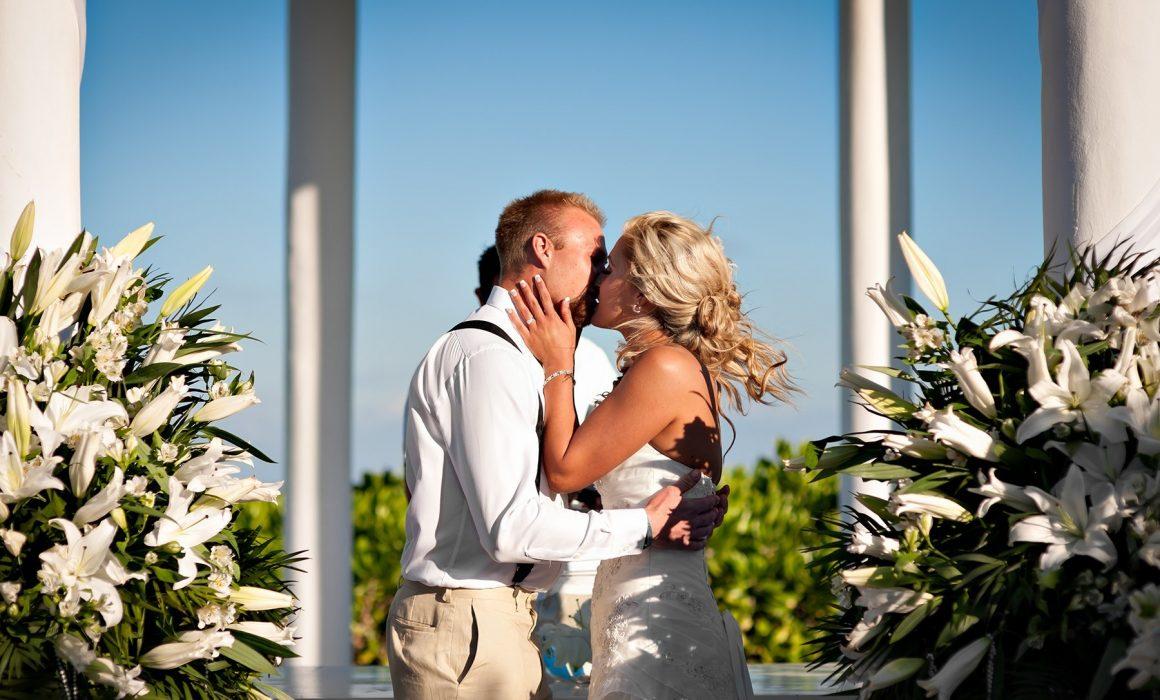 Kyleigh & Cody's Wind Tossed Wedding at Grand Palladium Riviera Maya