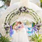 Deanna & Stephanie's Playfully Quirky Lesbian Wedding at Sandos Caracol Eco Resort