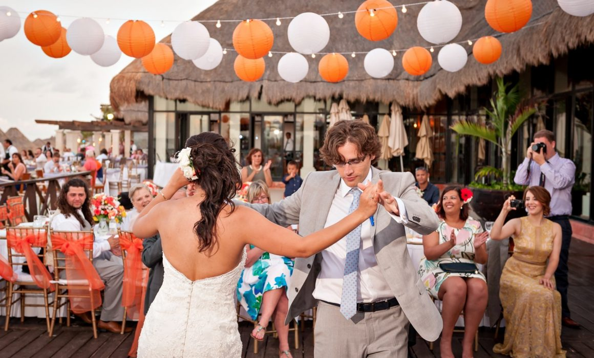 Claudia & Brad: Two Worlds Meet, A Peruvian-Canadian Wedding at Now Sapphire