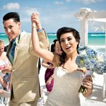 Melissa & Chris's Lively Wedding & Beach Bash at Grand Palladium Riviera Maya