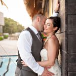 Tiffany & Sean's Roof Top Terrace Wedding Celebration at Sandos Caracol Eco Resort