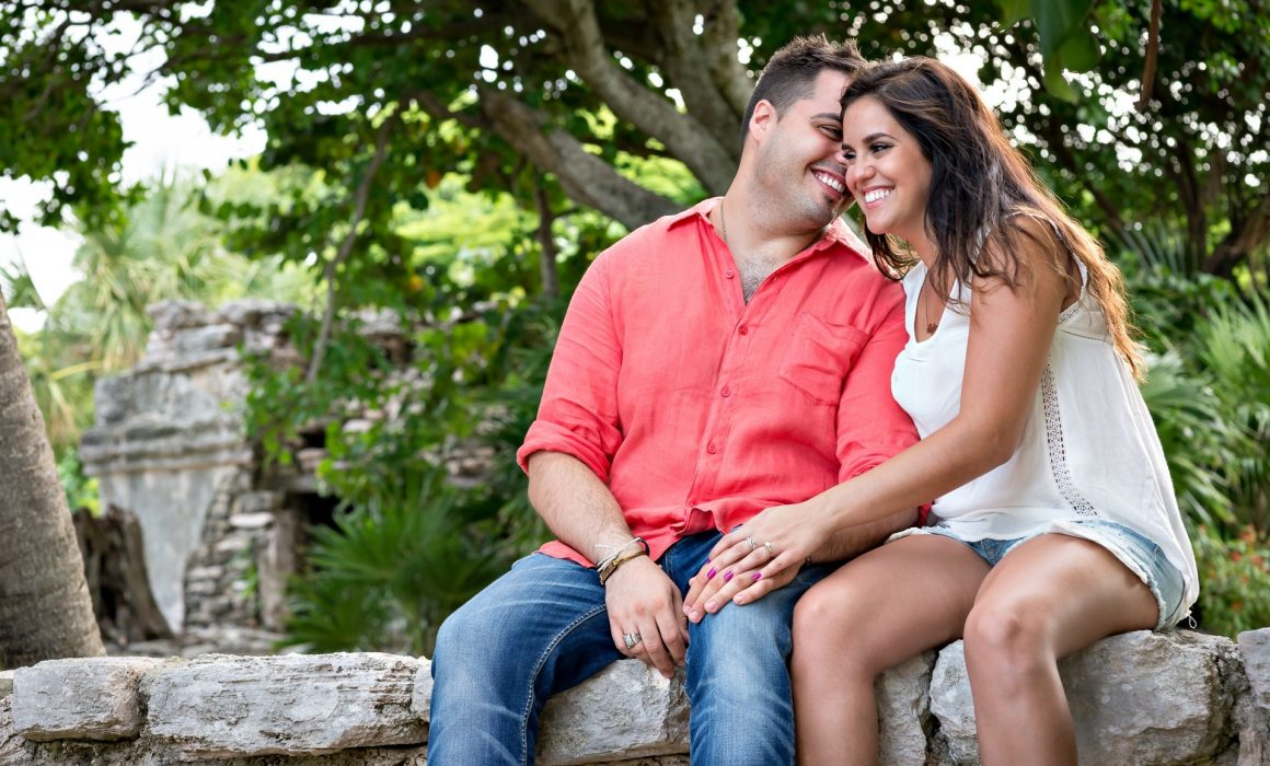 Stephanie & Daniel - Surprise Proposal in the Mayan Riviera