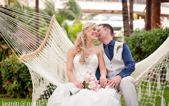 Amber & Terrance's Stunning Destination Wedding at Azul Sensatori