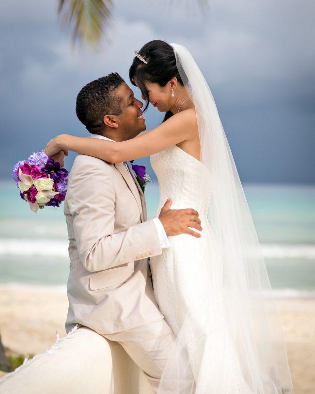 Annie & Phil's DIY Wedding at Villa Caribe in Beautiful Playacar
