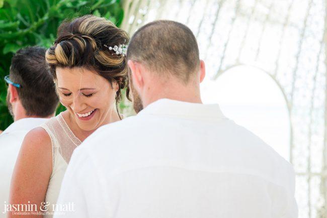Charlotte & Kristian Michelle & Steve a Double Destination Wedding at Sandos Caracol Eco Resort