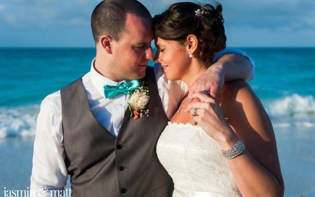 Kayla & Jason's Breathtaking, Picturesque Destination Wedding at Hotel Playa Cayo Santa Maria Cuba