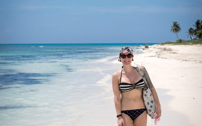 Another Beautiful Summer Day in Playa del Carmen Mexico