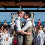 John & Anthony's Fabulous Destination Wedding Bash at Grand Sunset Princess