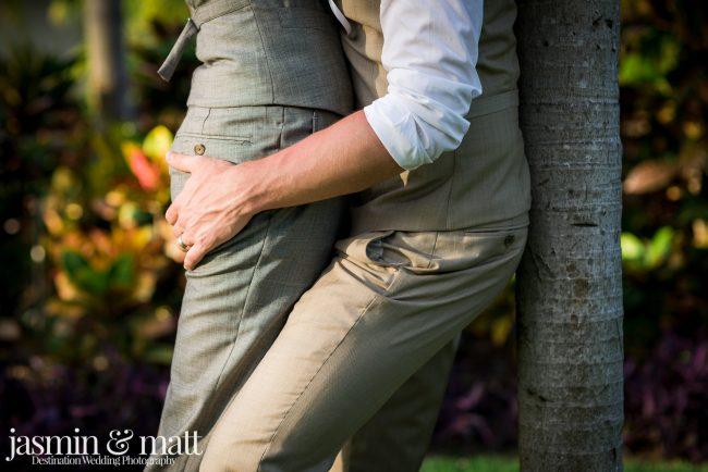 John & Anthony's Fabulous Destination Wedding Bash at Grand Sunset Princess