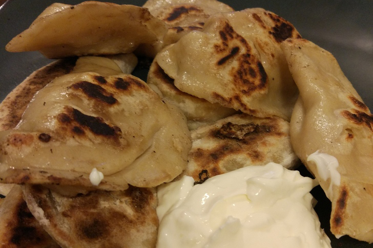 hfVpaTQgdsfdfdsfsf - Home Made Perogies for Ukrainian Christmas