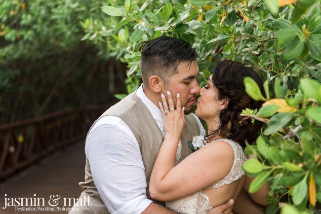 Maribel & Leo's Elegantly Regal Destination Wedding at Iberostar Paraiso Lindo Resort