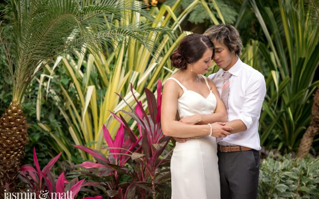 Stephanie & Yin's Romantic Destination Wedding in a Diver's Paradise at Occidental Cozumel