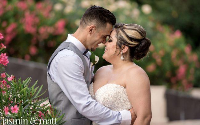 Cristina & Nelson's Elegantly Cute, Destination Wedding at BlueBay Grand Esmeralda