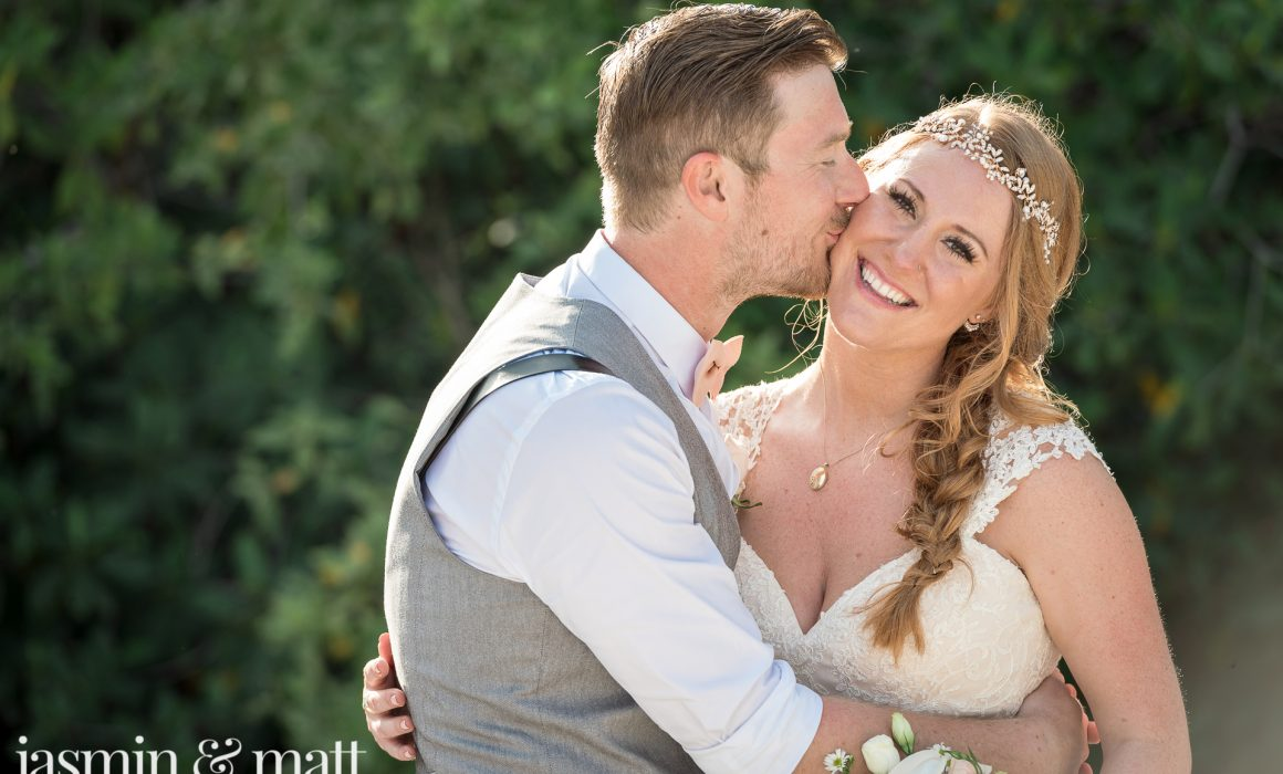 Kat & Bob's Boho-Chic, Destination Wedding at Grand Riviera Princess