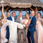 Lindsay & Jared's Classy, Adults-Only Destination Wedding at Secrets Silversands