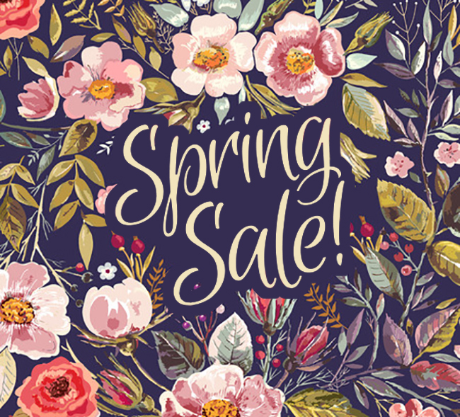 Spring Sale - 15% off all photography packages