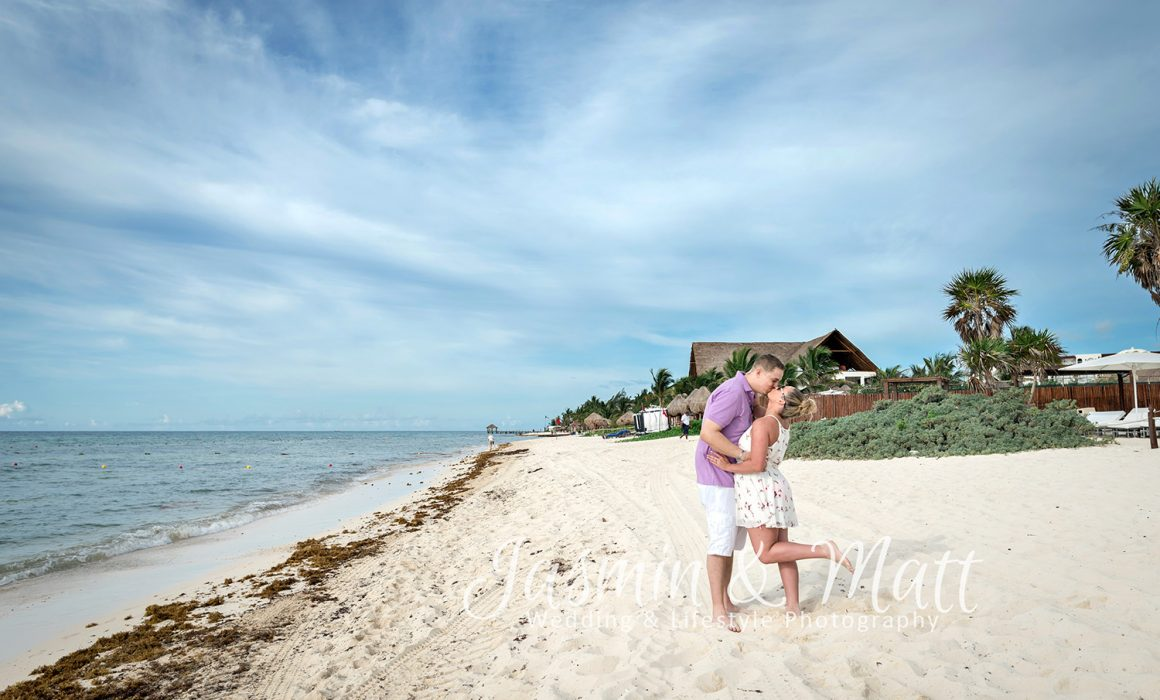 Meet & Greet: Sarah & Kevin - Riviera Maya & Cancun Wedding Photography