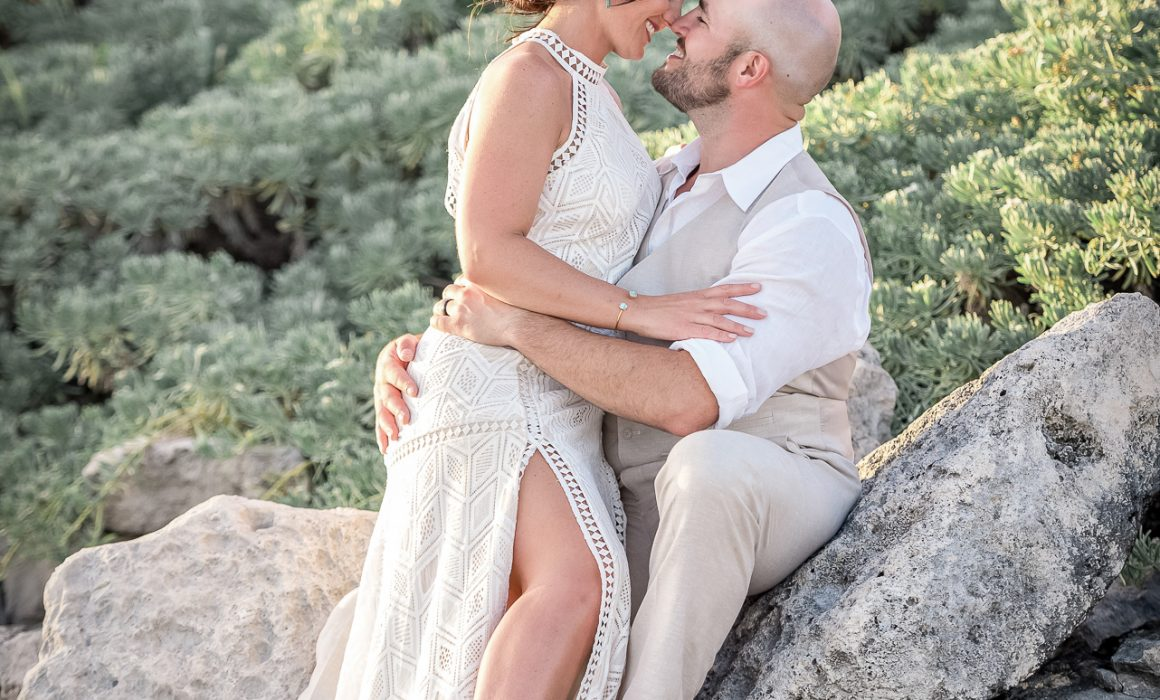 Shelby & Nik's Intimate & Quaint Elopement at Vidanta Grand Luxxe Riviera Maya - Riviera Maya & Cancun Wedding Photography