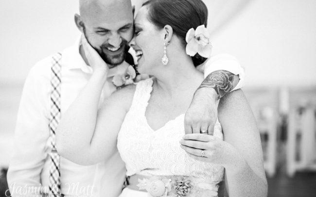 Hannah & Clay's Adorable, Low-Key Destination Wedding at The Royal Playa del Carmen