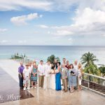Jen & James - Azul Fives Playa del Carmen Wedding Photography