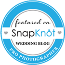 Jasmin & Matt Photography Featured on SnapKnot