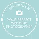 Jasmin & Matt Photography Featured on Your Perfect Wedding Photographer