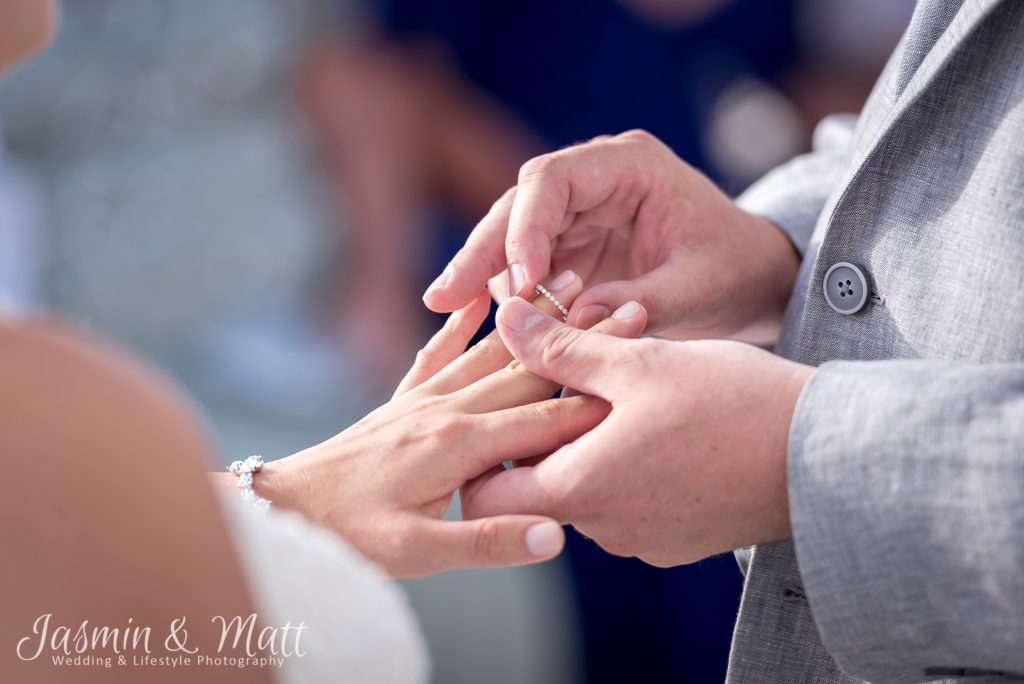 Amy & Jeff - Azul Beach Riviera Cancun Wedding Photography