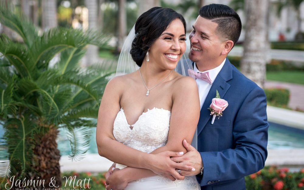 Jennifer & Luis - Riu Palace Riviera Maya Wedding Photography