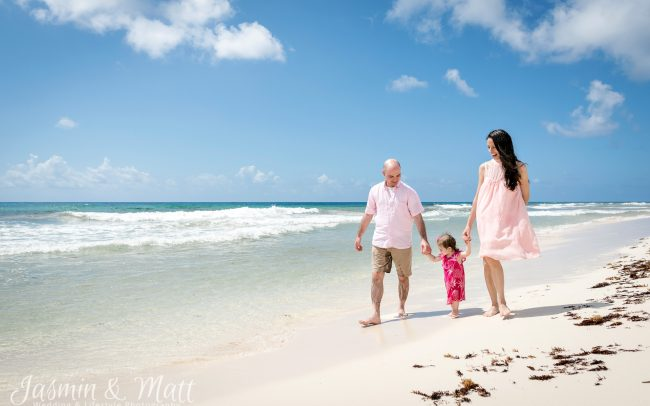 Jorgensen Family - Cozumel Family Photography