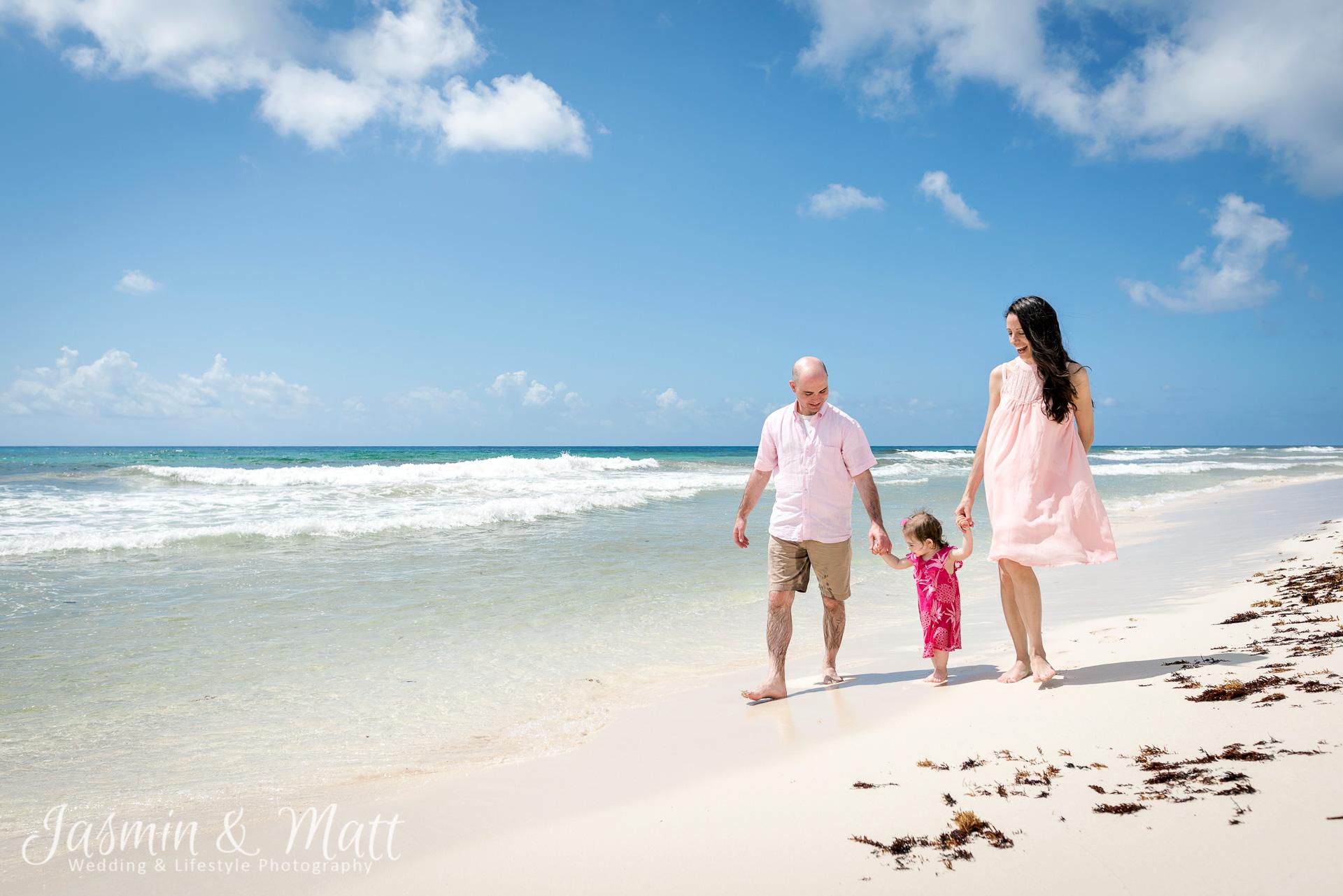 Jorgensen Family - Cozumel Family Photography
