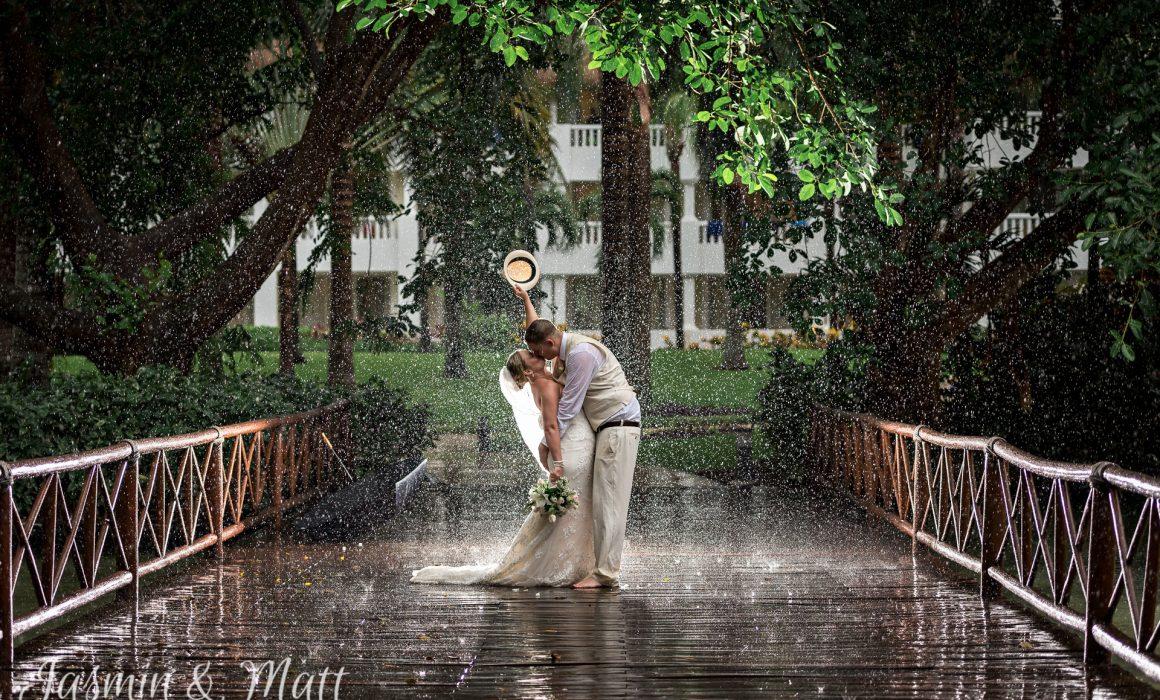 Sarah & Kevin - Grand Sunset Princess Wedding Photography