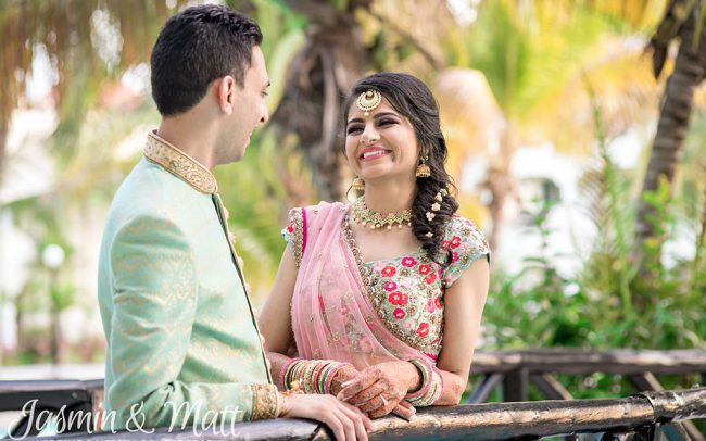 Nidhi & Nikhil - El Dorado Royale Indian Wedding Photography