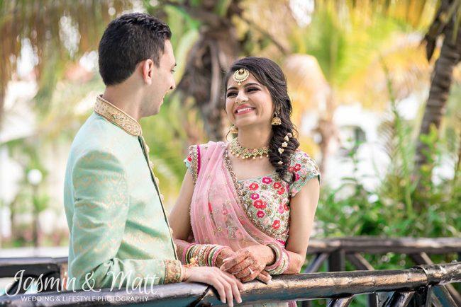 Nidhi & Nikhil - El Dorado Royale Indian Wedding Photography