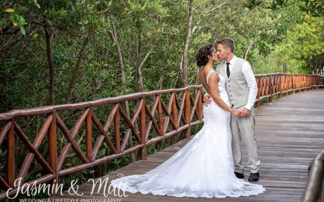 Arielle & Levi - Platinum Yucatan Princess Wedding Photography