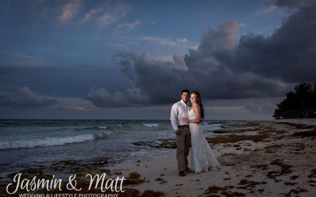 Stacey & Tyler - The Fives Beach Hotel Wedding