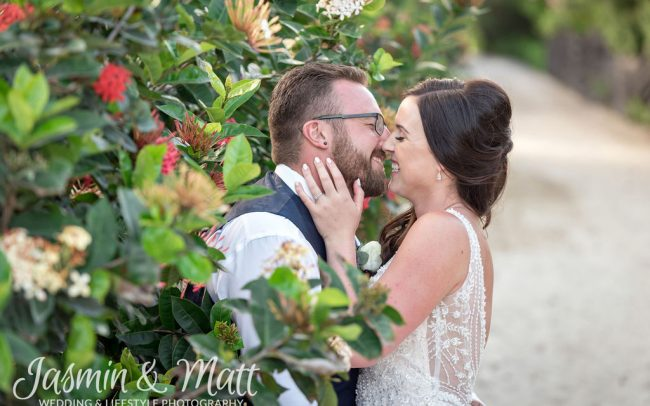 Jill & Cody - BlueBay Grand Esmeralda Wedding Photography