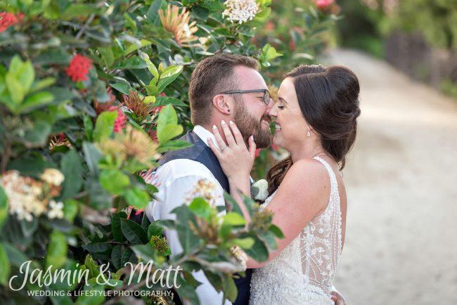 Jill & Cody - BlueBay Grand Esmeralda Wedding Photography