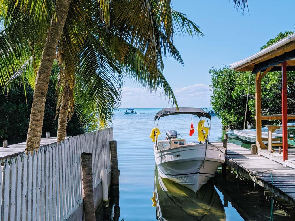 jasmin matt caye caulker belize wedding 001 - Caye Caulker, Belize