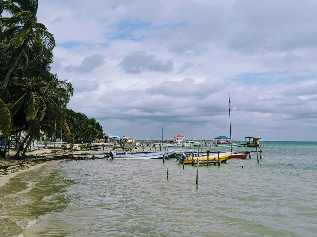 jasmin matt caye caulker belize wedding 003 - Caye Caulker, Belize