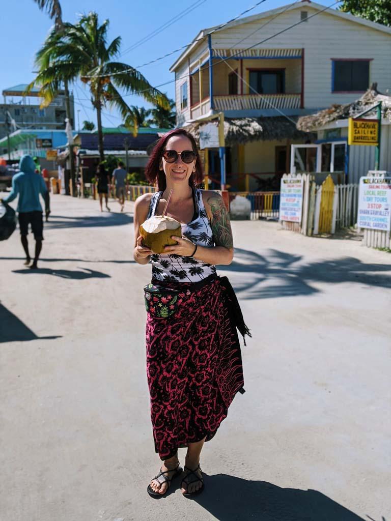 jasmin matt caye caulker belize wedding 005 - Caye Caulker, Belize