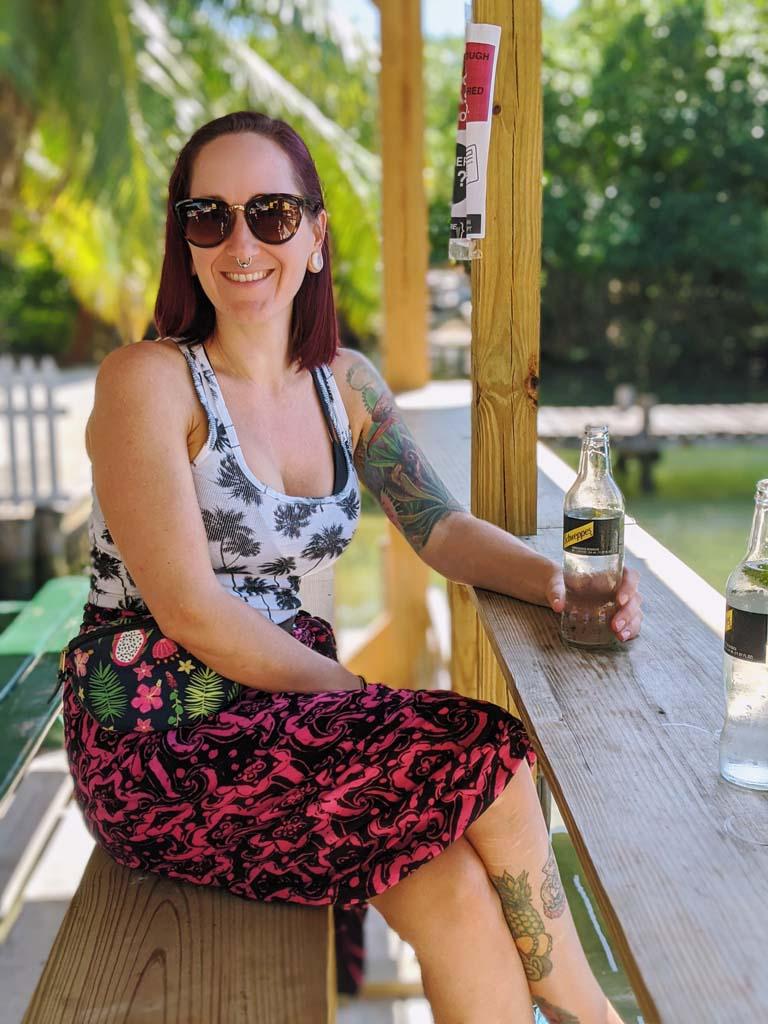 jasmin matt caye caulker belize wedding 007 - Caye Caulker, Belize