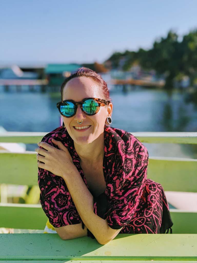 jasmin matt caye caulker belize wedding 010 - Caye Caulker, Belize