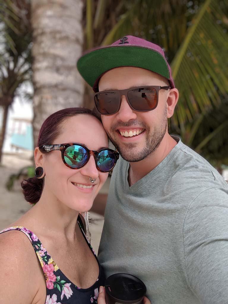 jasmin matt caye caulker belize wedding 016 - Caye Caulker, Belize