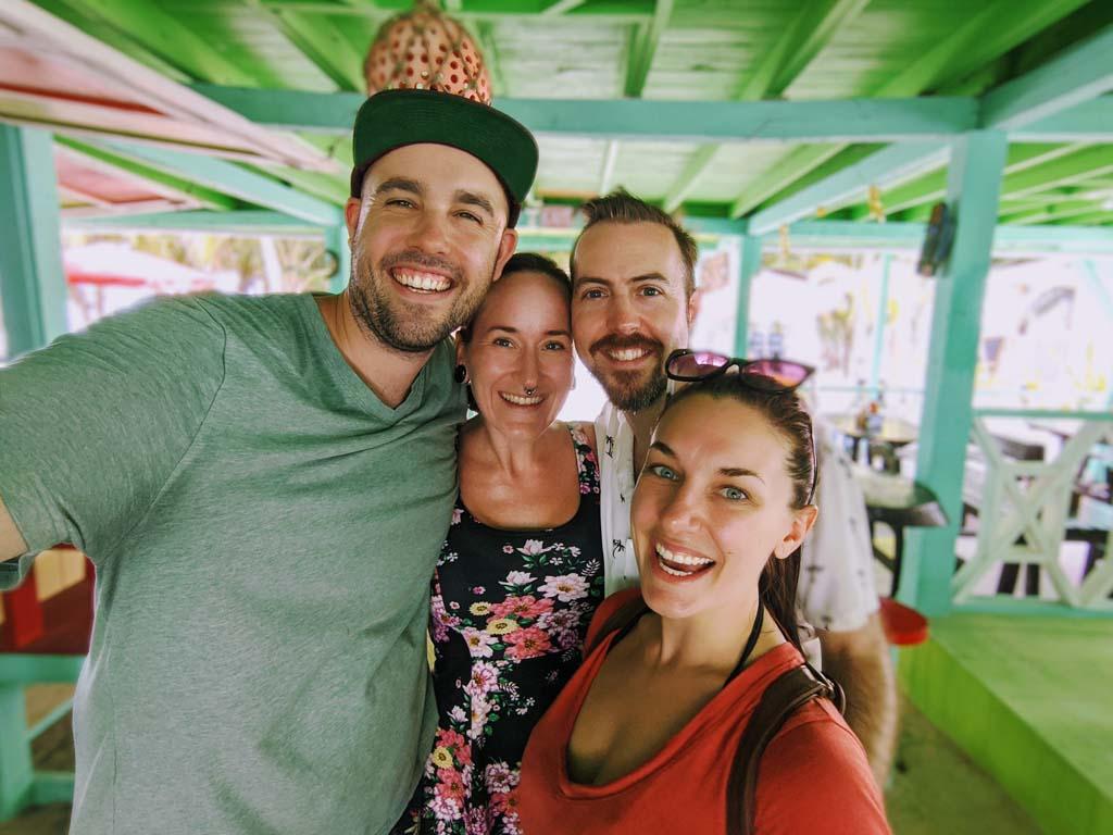 jasmin matt caye caulker belize wedding 017 - Caye Caulker, Belize