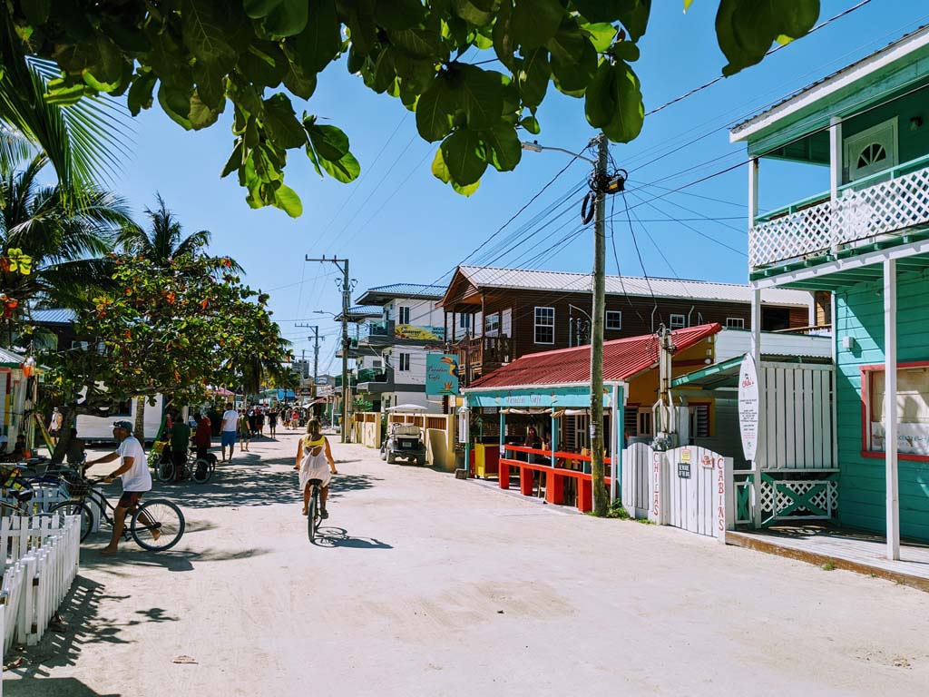jasmin matt caye caulker belize wedding 019 - Caye Caulker, Belize