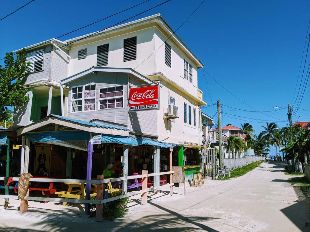 jasmin matt caye caulker belize wedding 022 - Caye Caulker, Belize