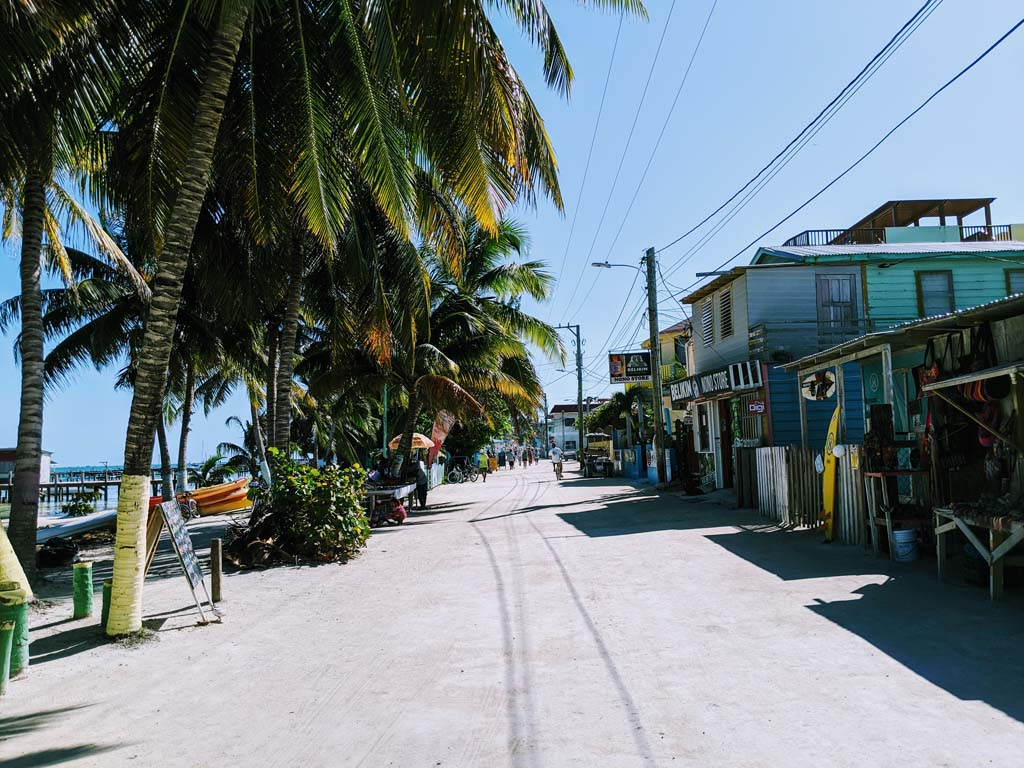 jasmin matt caye caulker belize wedding 024 - Caye Caulker, Belize