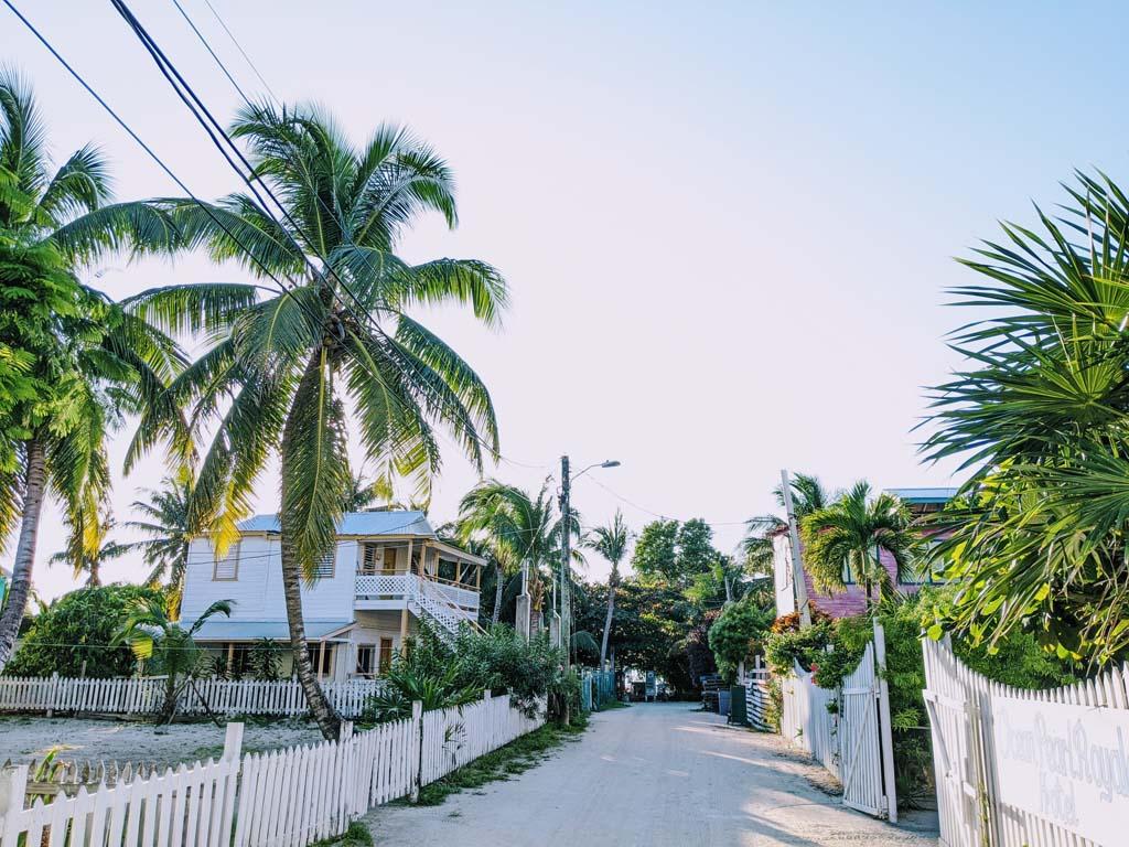 jasmin matt caye caulker belize wedding 031 - Caye Caulker, Belize