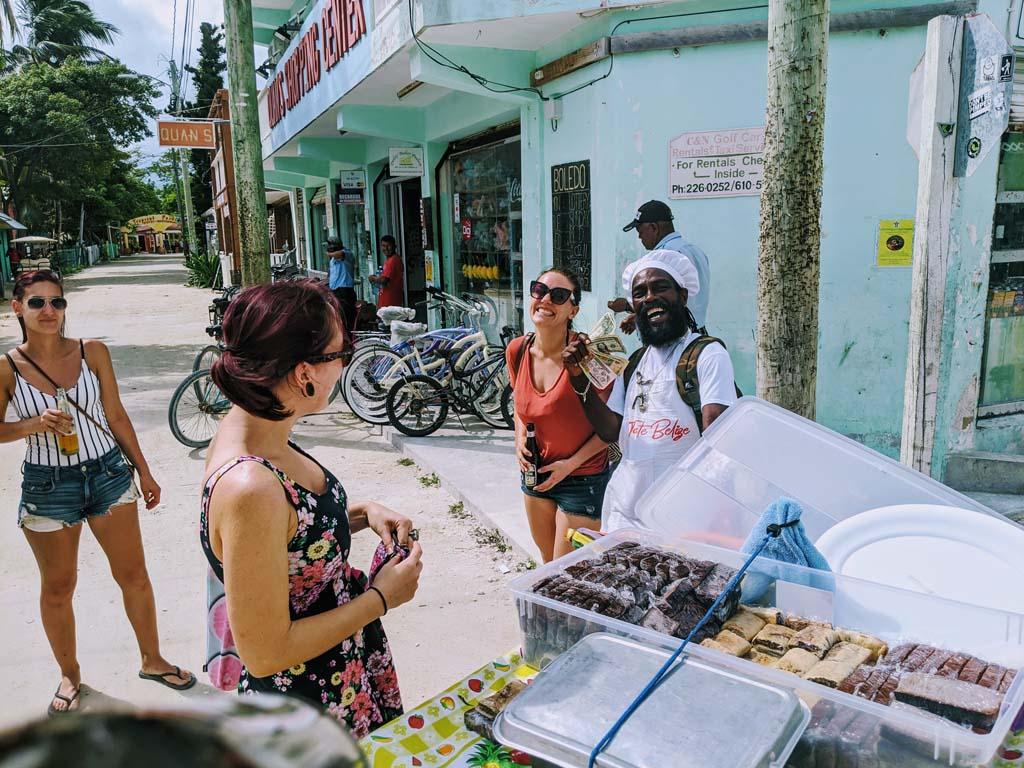 jasmin matt caye caulker belize wedding 034 - Caye Caulker, Belize
